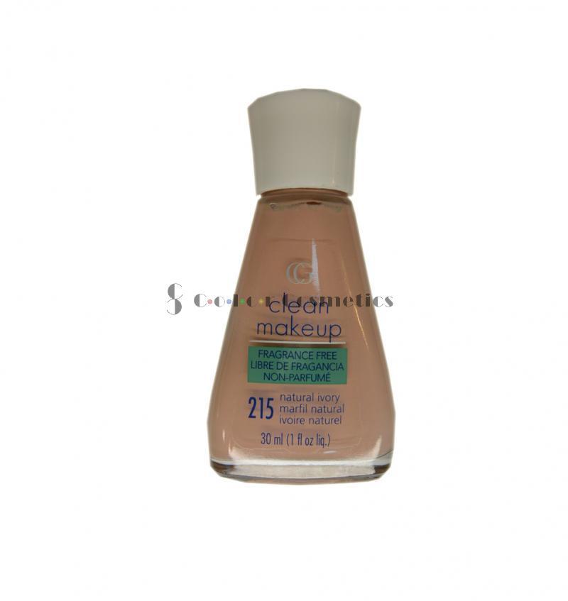 Fond De Ten Lichid Covergirl Clean Makeup - Natural Ivory - Nou