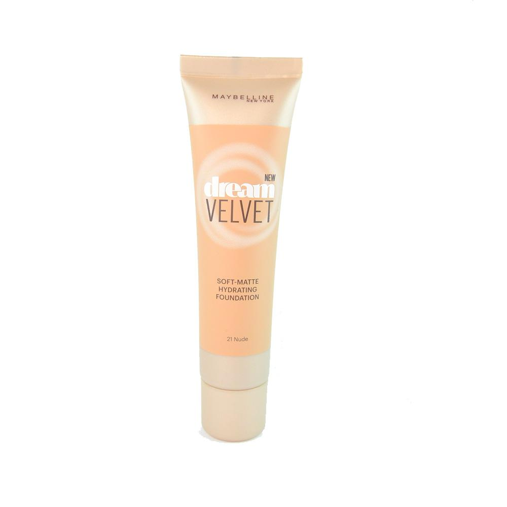 Fond de ten Maybelline Dream Velvet Foundation- Nude