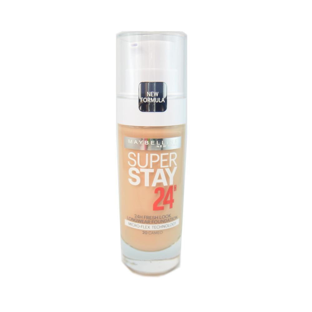 Fond de ten Maybelline Super Stay 24H Foundation - Cameo