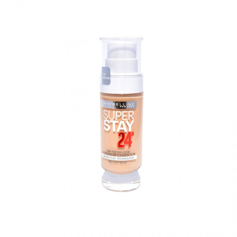 Fond de ten Maybelline Super Stay 24H Foundation - Light Beige