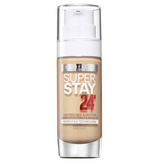 Fond de ten Maybelline Super Stay 24H Longwear Foundation - Sand