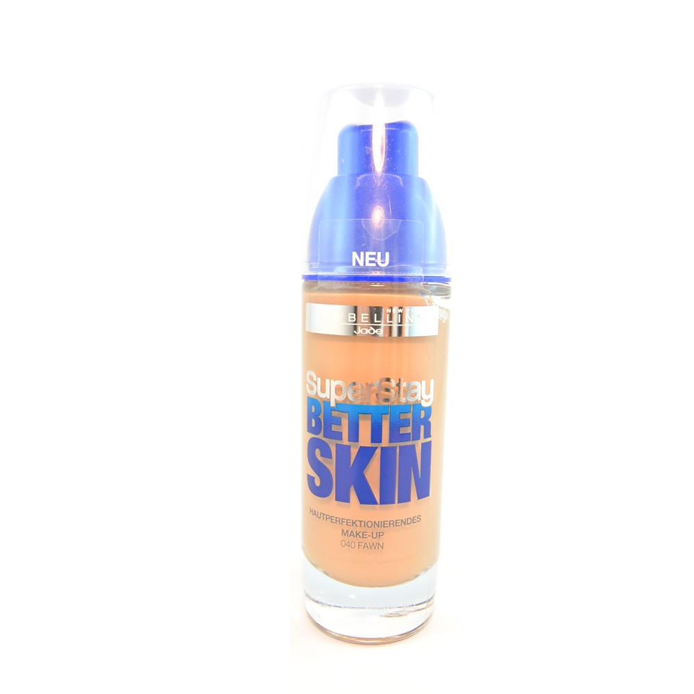 Fond de ten Maybelline Super Stay Better Skin Foundation - Fawn