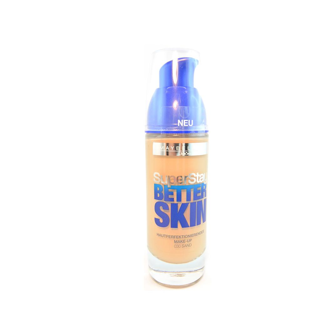 Fond de ten Maybelline Super Stay Better Skin Foundation - Sand