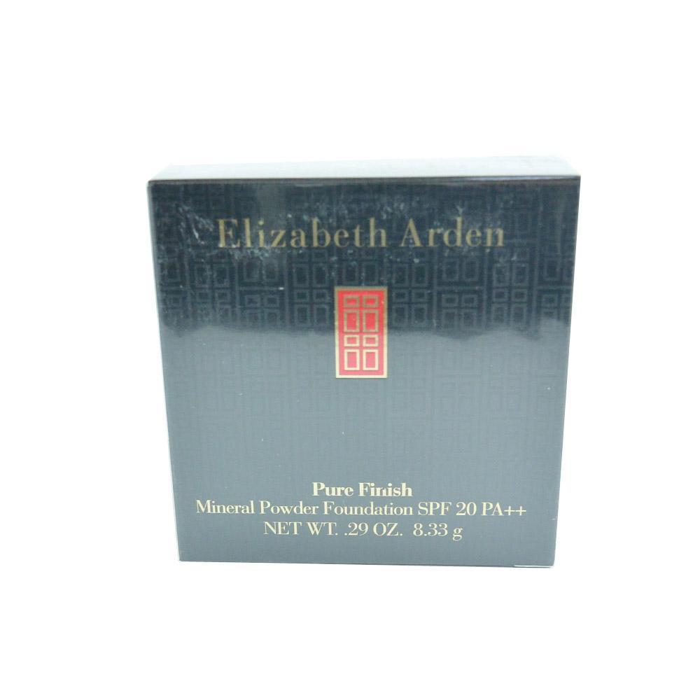 Fond de ten mineral pudra Elizabeth Arden Pure Finish Mineral Powder Foundation