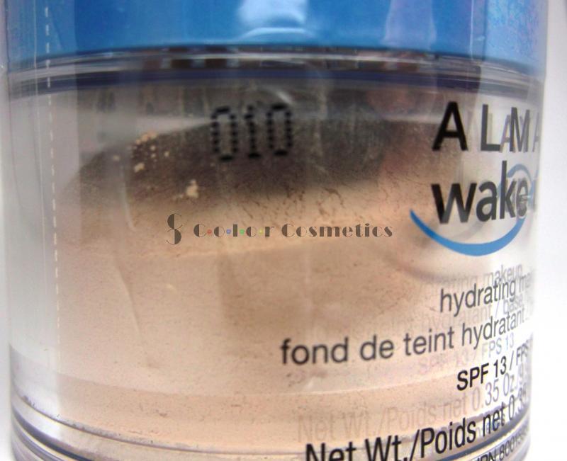 Fond de ten mineral si hidratant Almay Wake up - Ivory