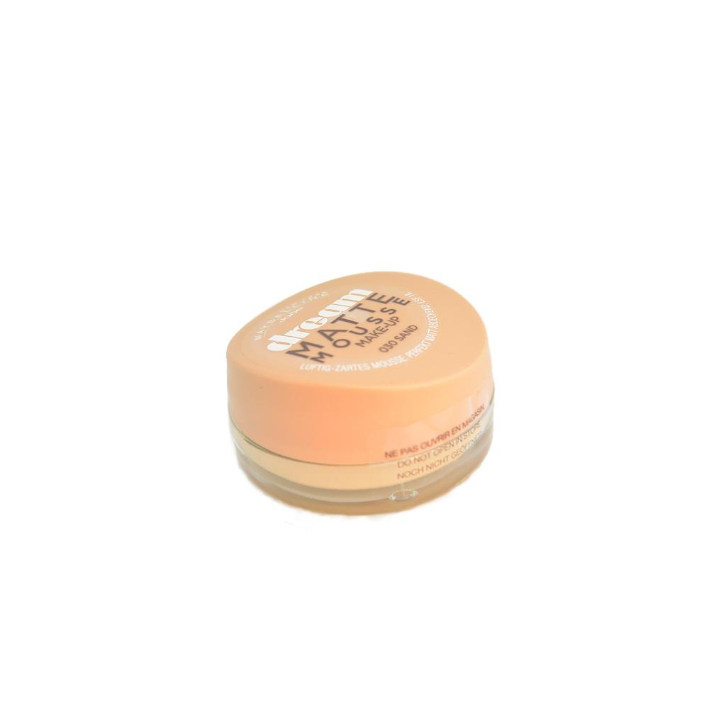 Fond de ten mousse Maybelline Dream Matte Mousse Foundation - Sand