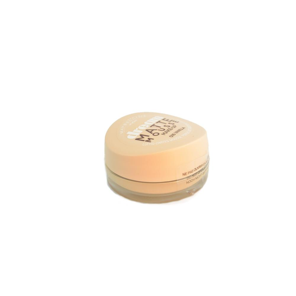 Fond de ten mousse Maybelline Dream Matte Mousse Foundation - Vanilla