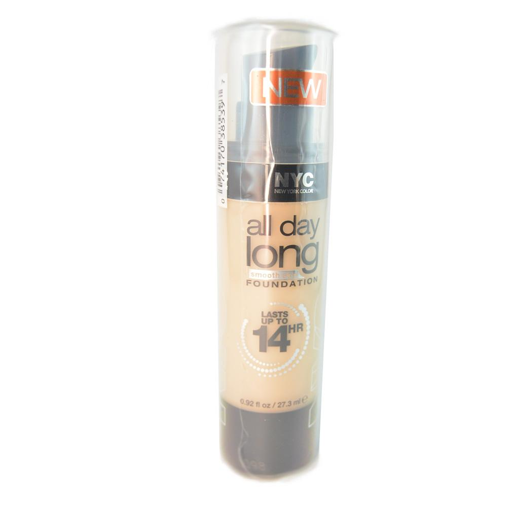 Fond de ten New York Color All Day Long Foundation - Classic Ivory