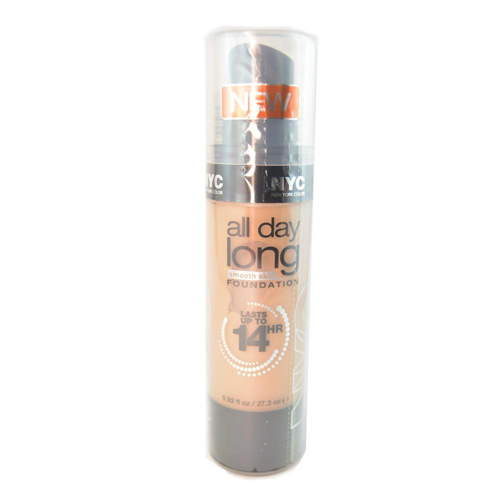 Fond de ten New York Color All Day Long Foundation - Classic Tan