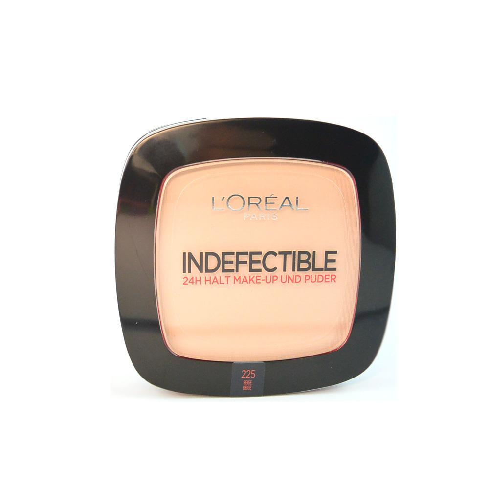 Fond de ten pudra L'Oreal Indefectible Make-Up Powder - Beige