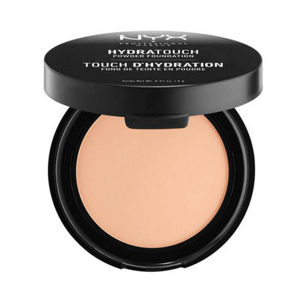 Fond de ten pudra NYX Hydra Touch Powder Foundation - Medium Beige
