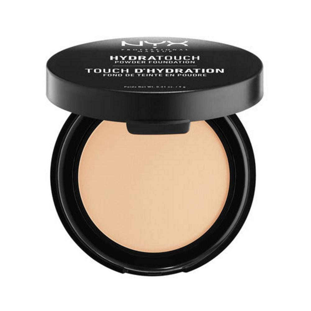 Fond de ten pudra NYX Hydra Touch Powder Foundation - Natural