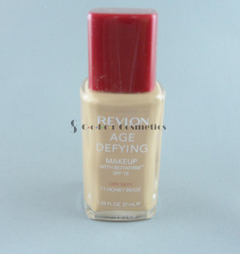 Fond de ten Revlon Age Defying Spa cu Botafirm - Honey Beige