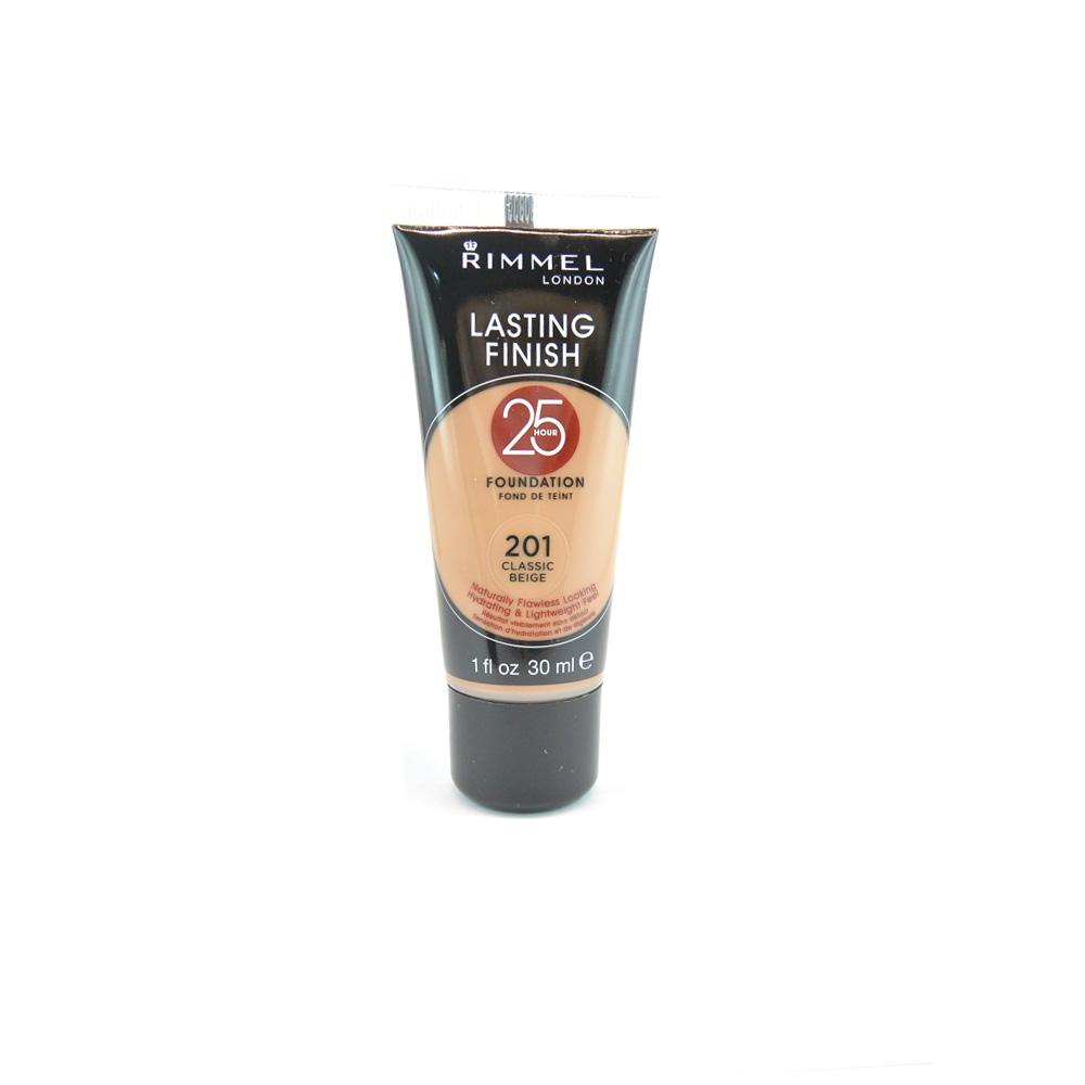 Fond de ten Rimmel Lasting Finish 25 Hour Foundation Tube  - Classic Beige