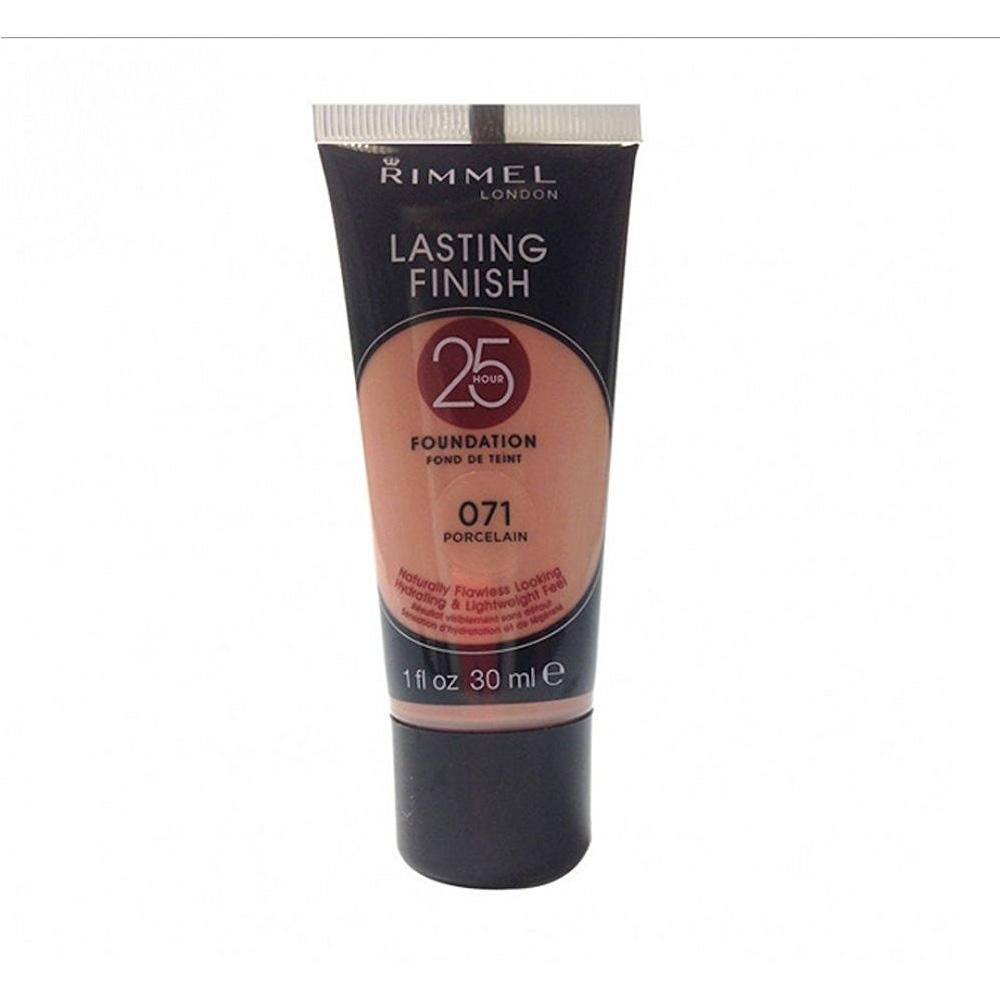 Fond de ten Rimmel Lasting Finish 25 Hour Foundation Tube  - Porcelain