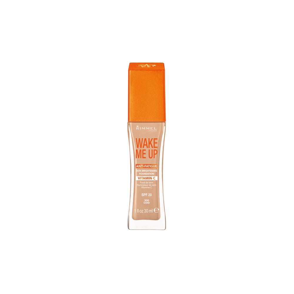 Fond de ten Rimmel Wake Me Up Foundation - Sand