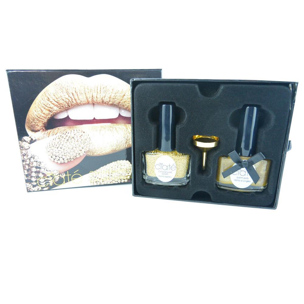 Kit manichiura Ciate Caviar Manicure luxe Lustre