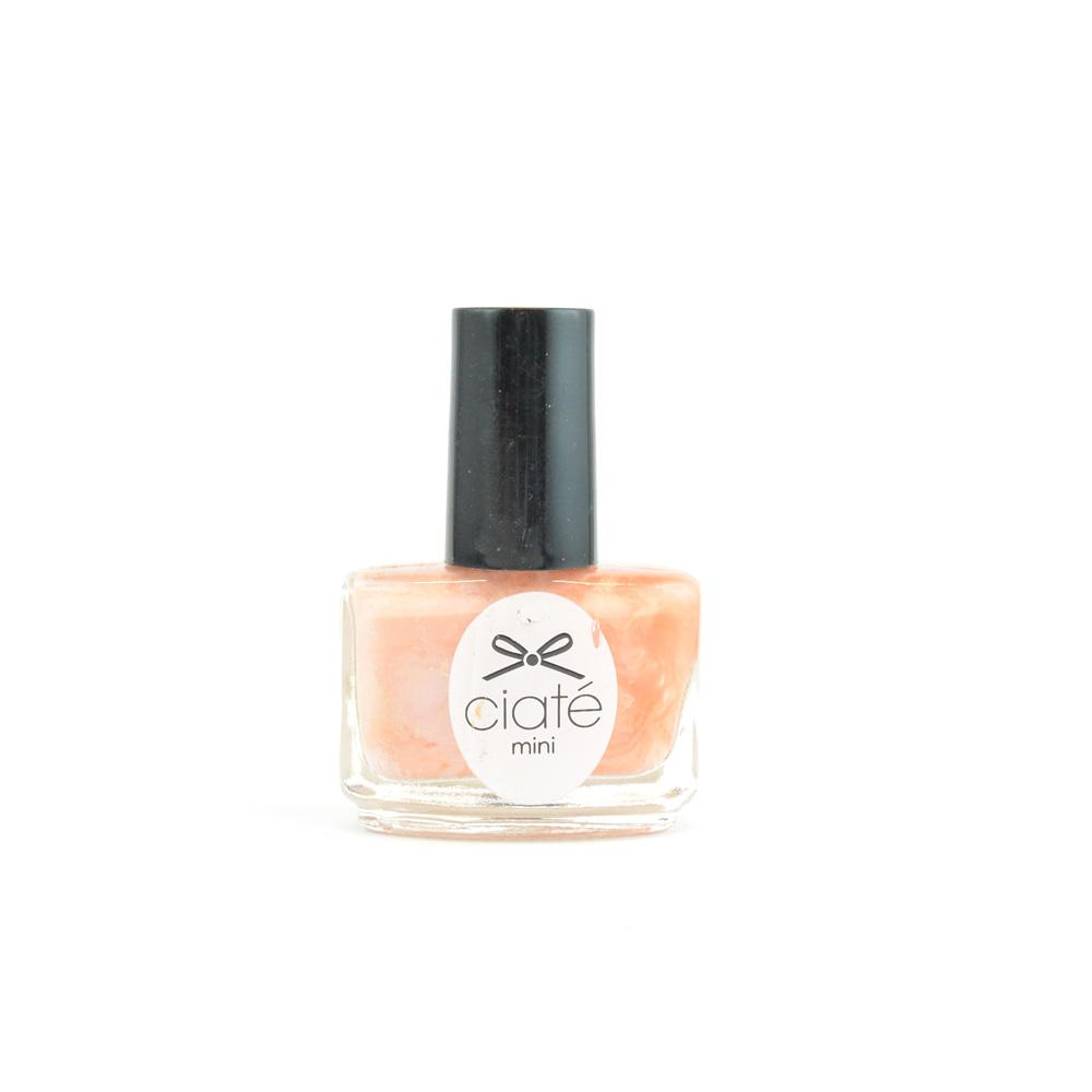 Lac de unghii Ciate mini Nail Polish - Ivory Queen
