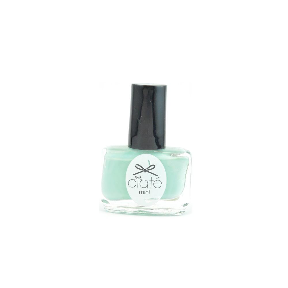 Lac de unghii Ciate mini Nail Polish - Pepperminty