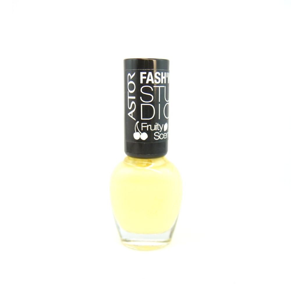 Lac de unghii cu miros fructat Astor Fash'n Studio Nail Polish  - 107
