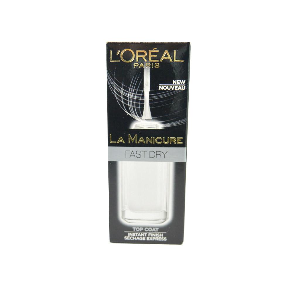 Lac de unghii L'Oreal La Manicure Fast Dry