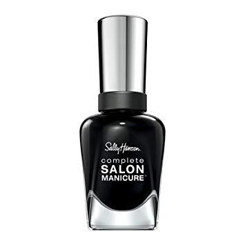 Lac de unghii Sally Hansen Complete Salon Manicure Polish -  Hooked On Onyx