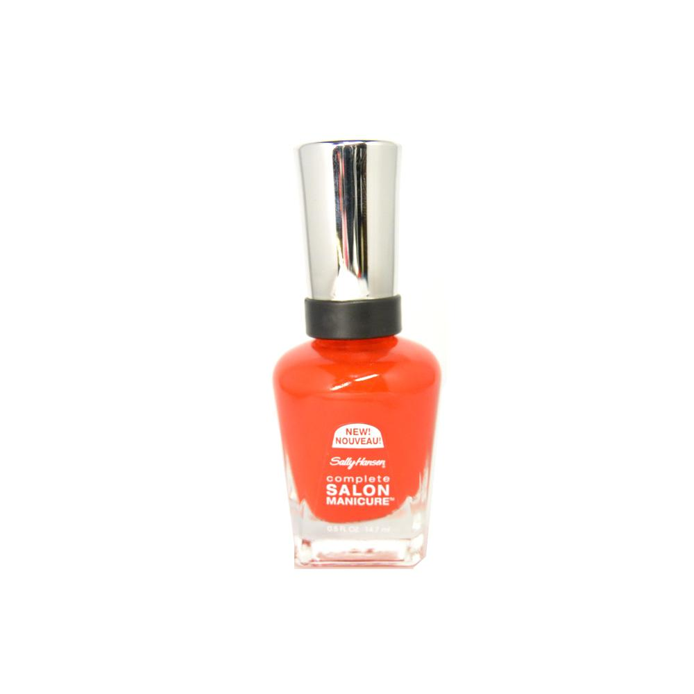 Lac de unghii Sally Hansen Complete Salon Manicure Polish - New Flame