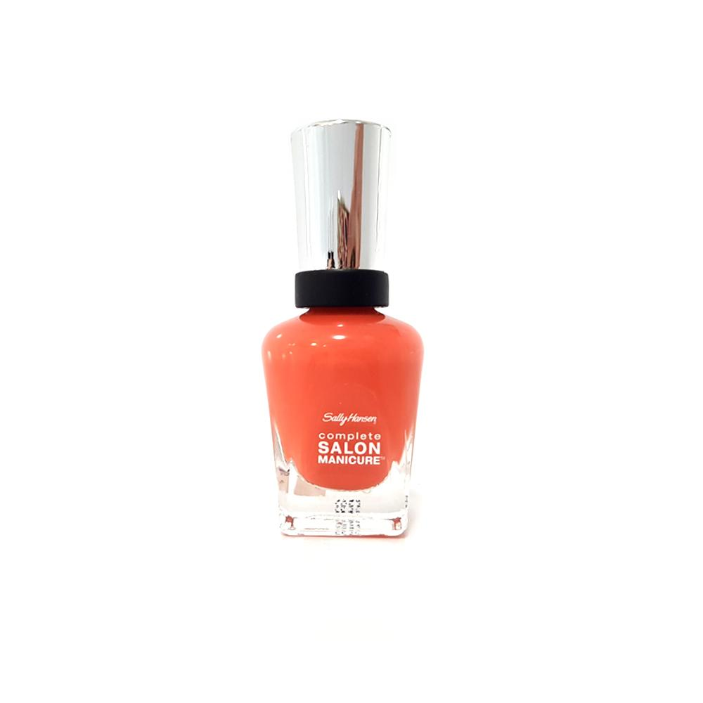 Lac de unghii Sally Hansen Complete Salon Manicure Polish - Poof! Be-gonia