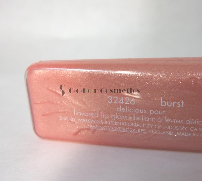 Lip Gloss Calvin Klein Delicious Pout Flavoured - Burst