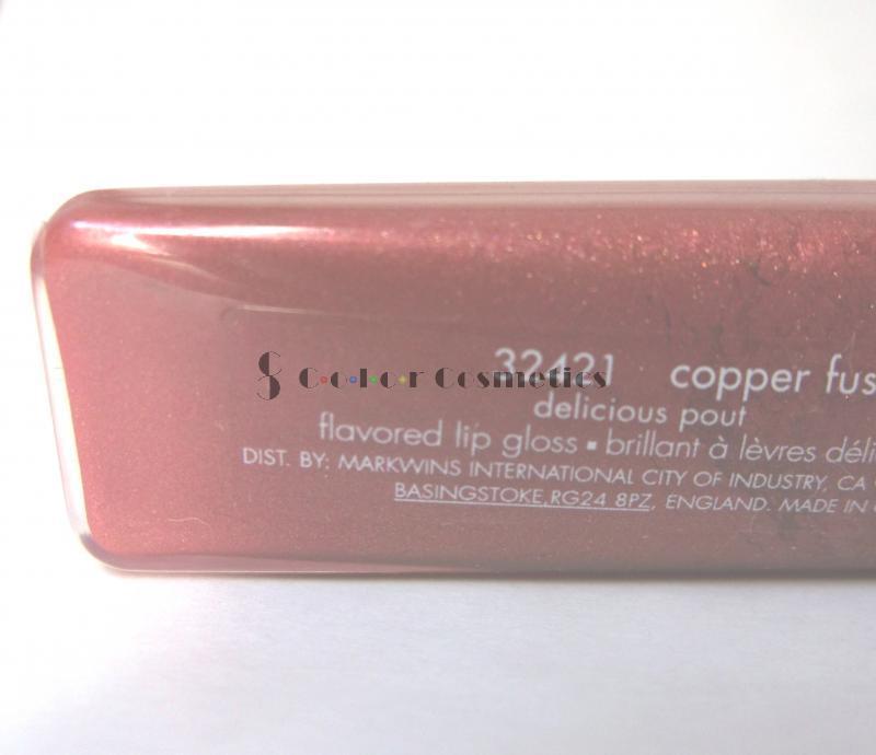Lip Gloss Calvin Klein Delicious Pout Flavoured - Copper Fusion