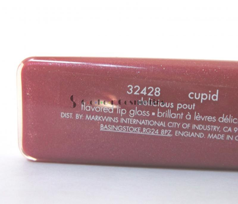 Lip Gloss Calvin Klein Delicious Pout Flavoured - Cupid