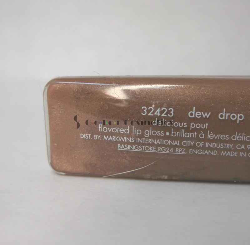 Lip Gloss Calvin Klein Delicious Pout Flavoured - Dew Drop