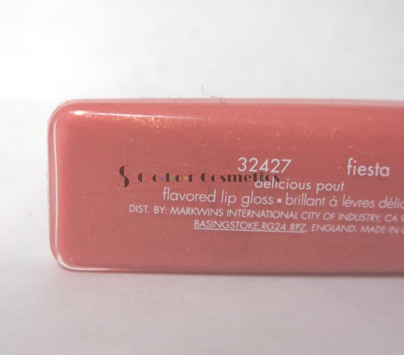 Lip Gloss Calvin Klein Delicious Pout Flavoured - Fiesta