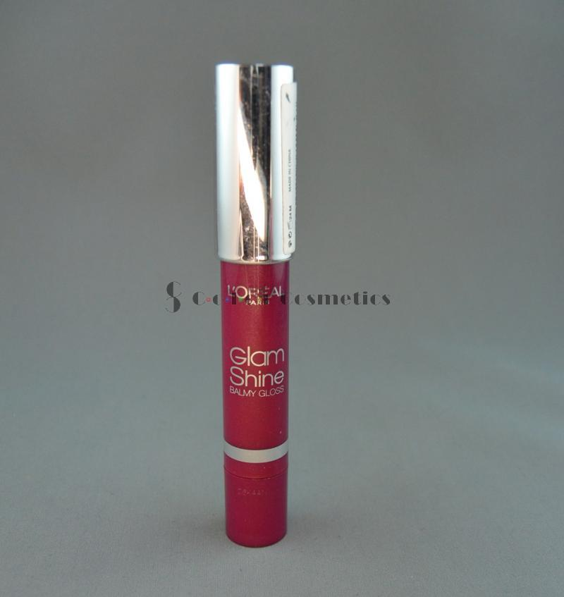 Lip Gloss L'Oreal Glam Shine Balmy Gloss - Dare the dragon fruit