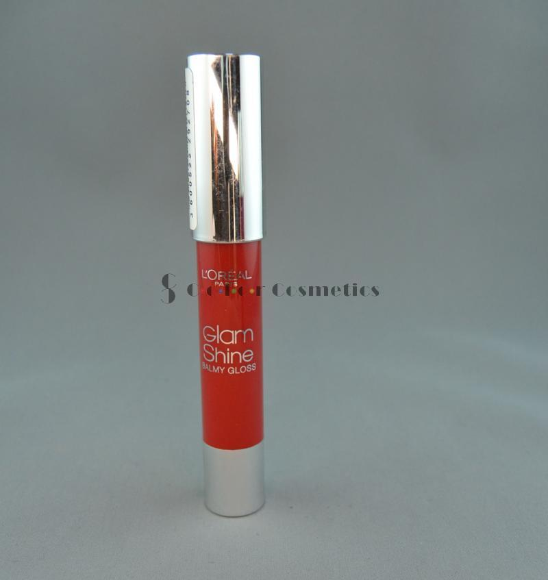 Lip Gloss L'Oreal Glam Shine Balmy Gloss - Miss Cherry