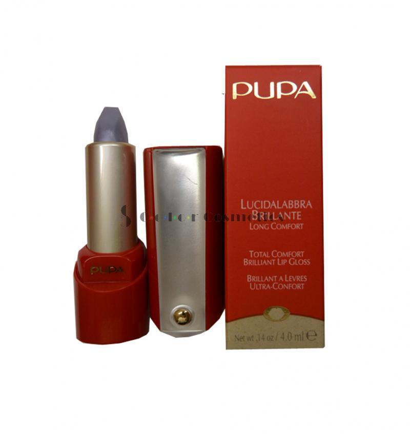 Lip gloss Pupa Brillant Total Comfort Lip Gloss - 551