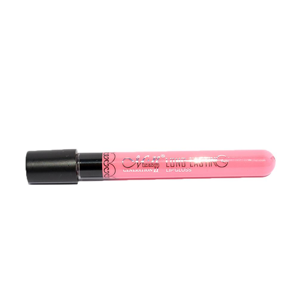 Lip Gloss rezistent Saturday Night Out Me Now Long Lasting Lipgloss - Matte Pink