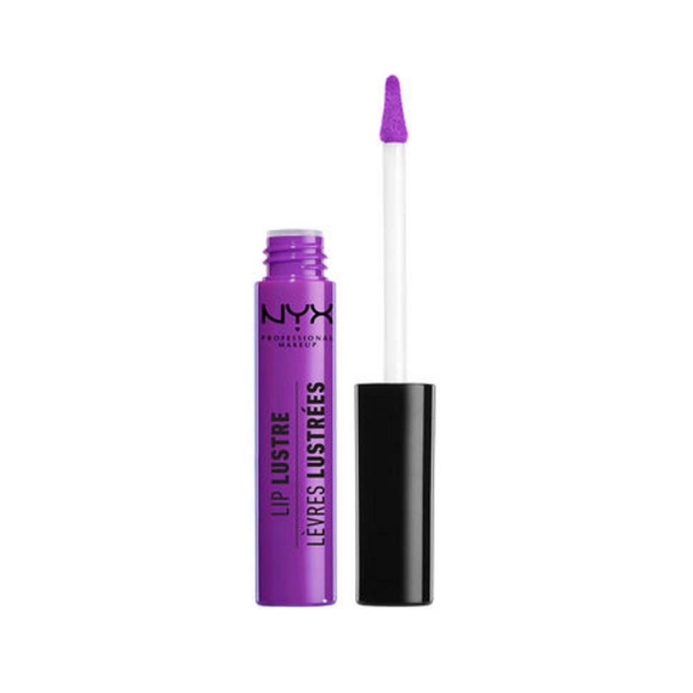 Lip tint NYX Lip Lustre Glossy Lip Tint - Violet Glass