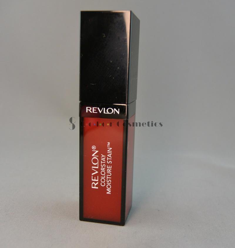 Lipgloss Revlon ColorStay Moisture Stain - New York Scene