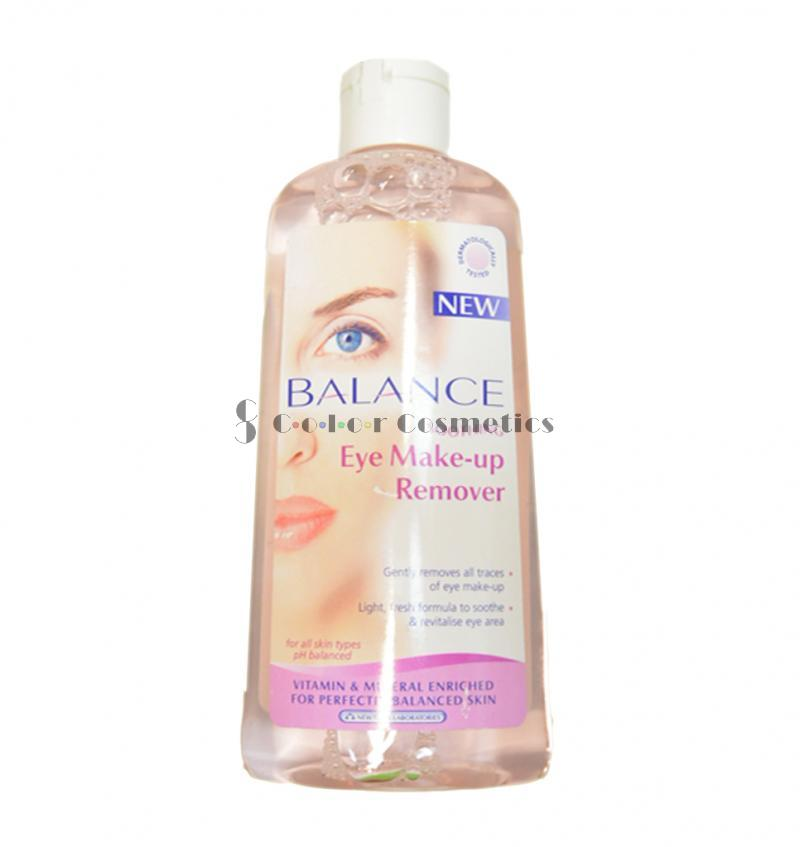 Lotiune demachianta Balance Soothing Eye Make--up Remover