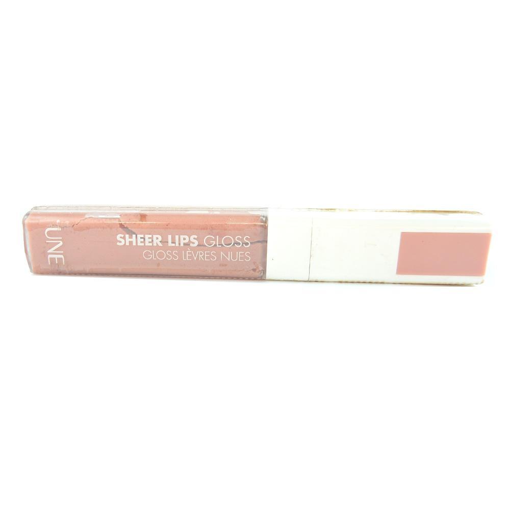 Luciu de buze Bourjois Une Sheer Lips Lipgloss - S01