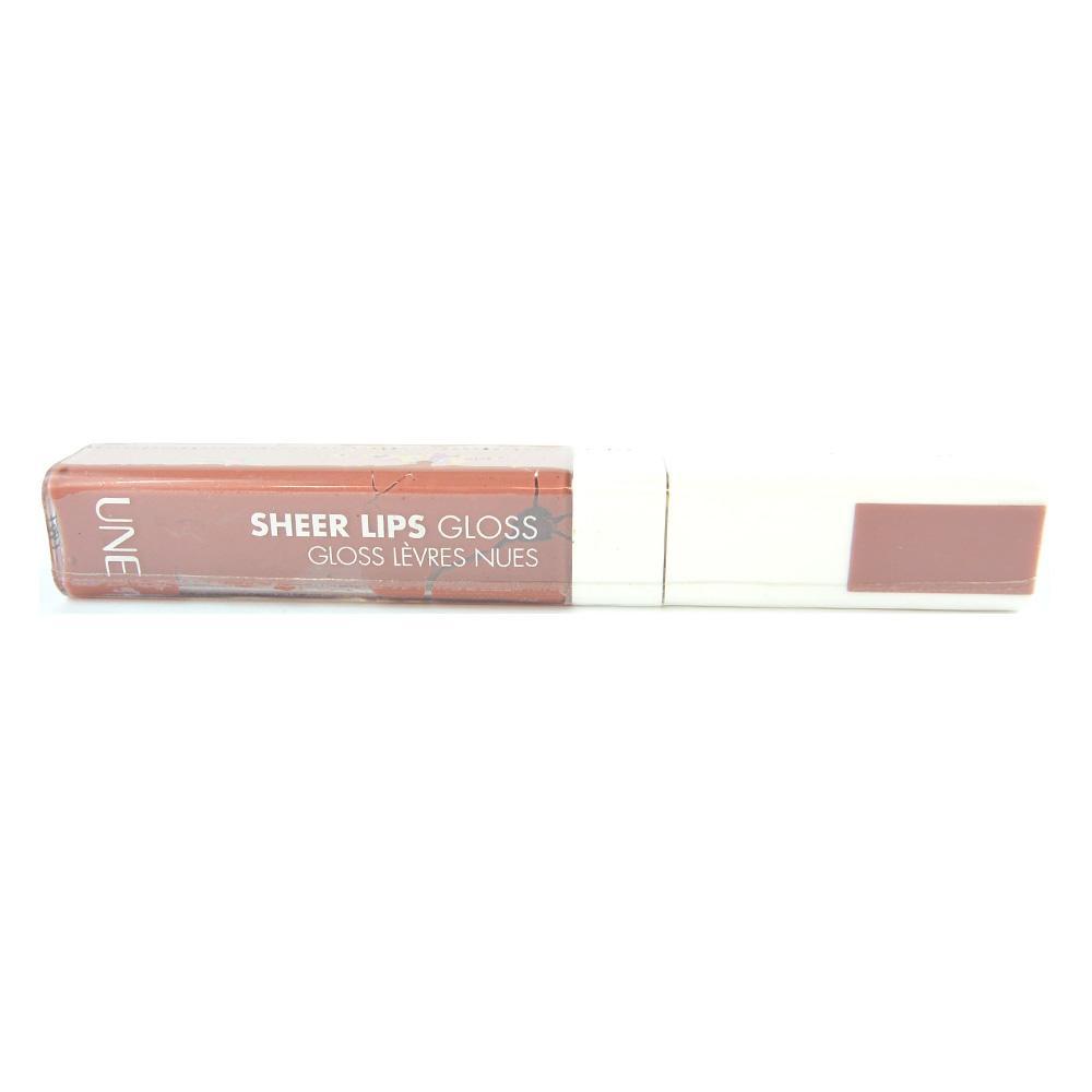 Luciu de buze Bourjois Une Sheer Lips Lipgloss - S06