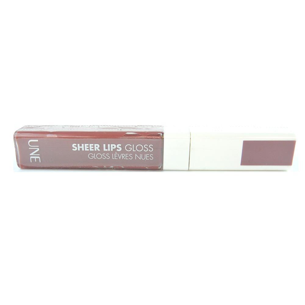 Luciu de buze Bourjois Une Sheer Lips Lipgloss - S08