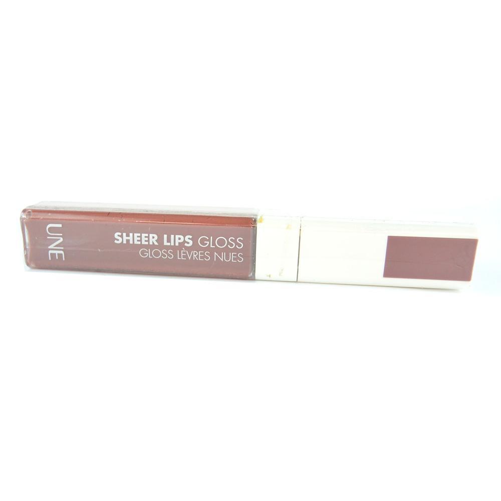 Luciu de buze Bourjois Une Sheer Lips Lipgloss - S09