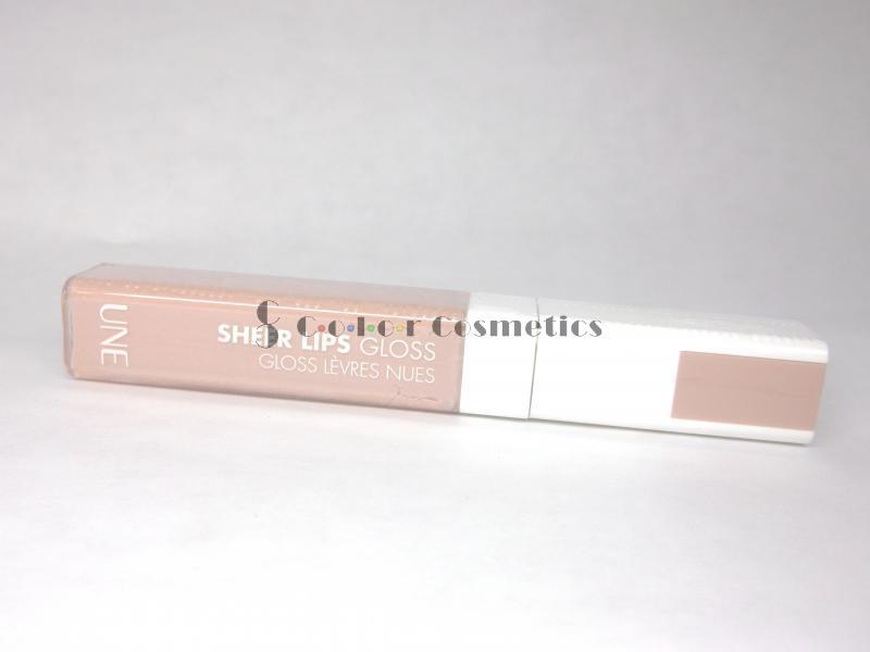 Luciu de buze Bourjois Une Sheer Lips Lipgloss - S10