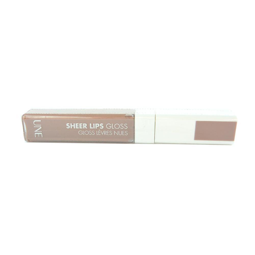Luciu de buze Bourjois Une Sheer Lips Lipgloss - S11