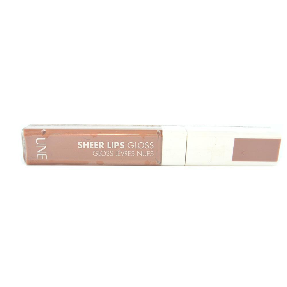 Luciu de buze Bourjois Une Sheer Lips Lipgloss - S12