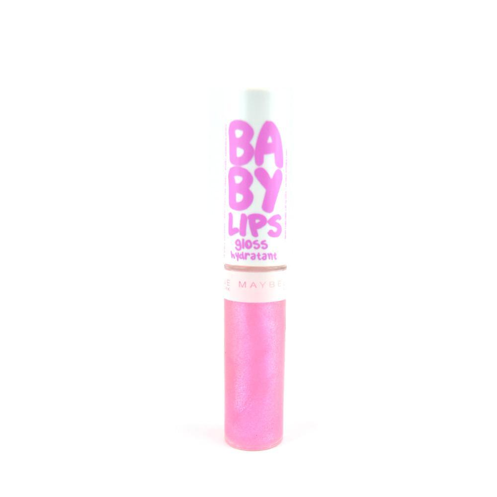 Luciu de buze Maybelline Baby Lips Moisturizing Lip Gloss -10