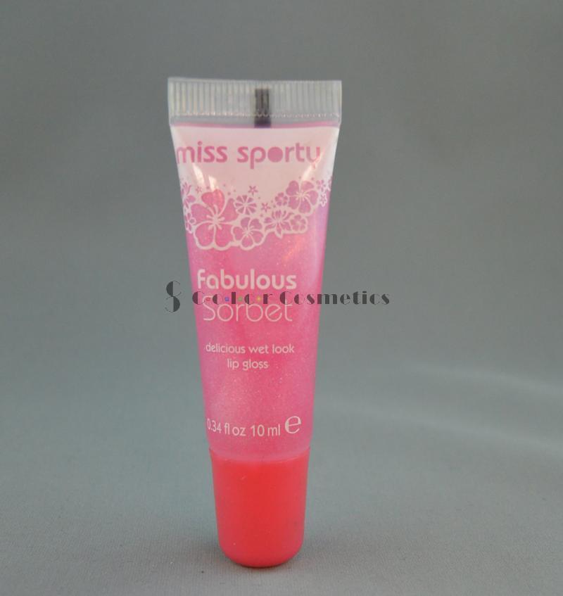 Luciu de buze Miss Sporty Fabulous Sorbet - Lily