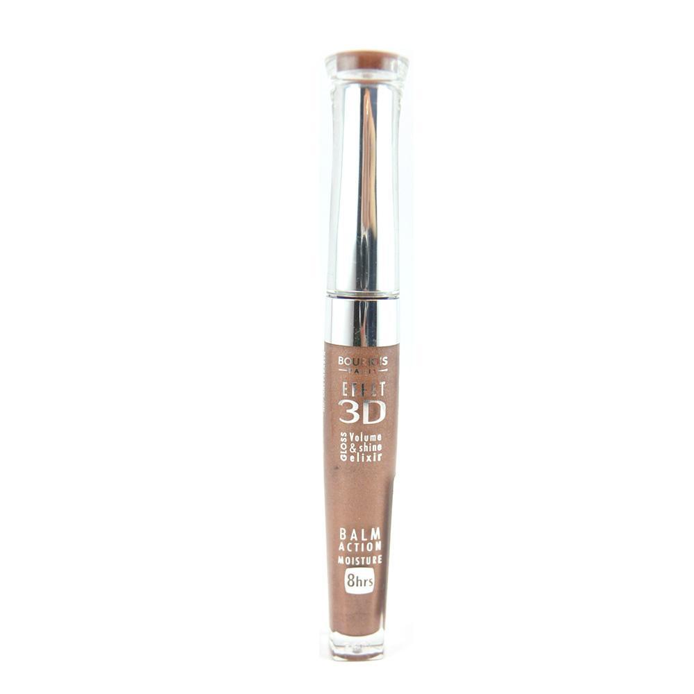 Luciu de buze pentru volum si stralucire Bourjois Effet 3D Volume and shine elixir Lipgloss - 02